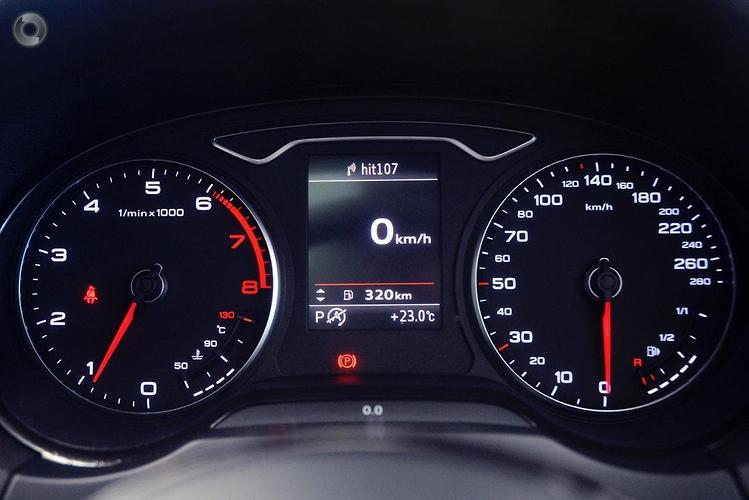 2015 Audi A3 Ambition Manual MY15