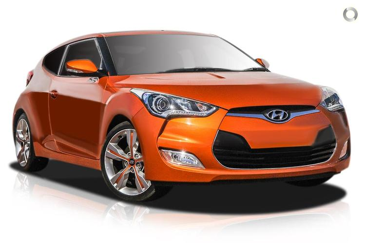 2016 Hyundai Veloster FS4 Series II + Double-Clutch Transmission (Dec. 2014)