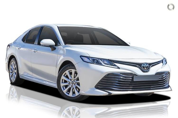 2018 Toyota Camry ASV70R Ascent Sports Automatic (Aug.)