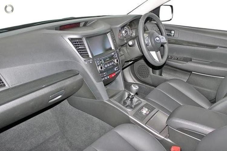 2010 Subaru Liberty GT Premium 5GEN Manual AWD MY10