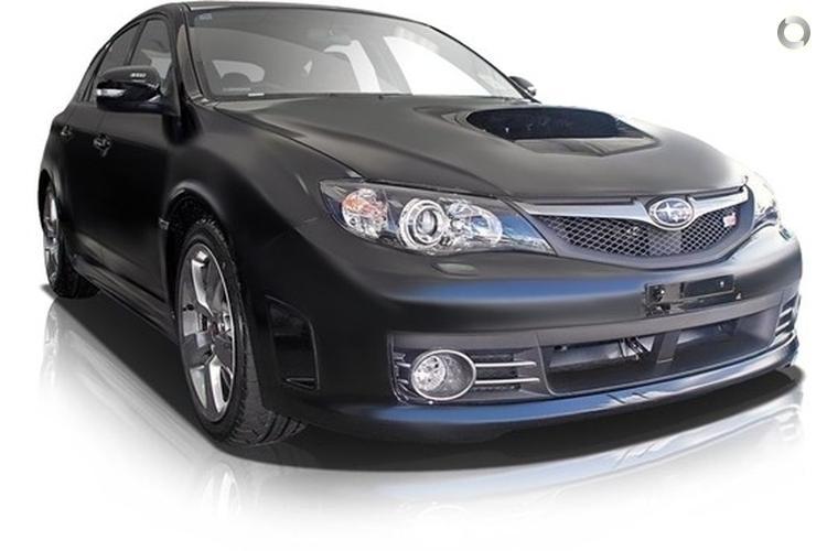 2012 Subaru Impreza G3 WRX STI MY12 Sports Automatic All Wheel Drive