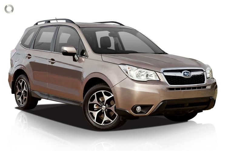 2014 Subaru Forester S4 2.0D-S MY14 All Wheel Drive