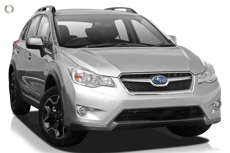 2013 Subaru XV G4X 2.0i-L MY14 Lineartronic All Wheel Drive
