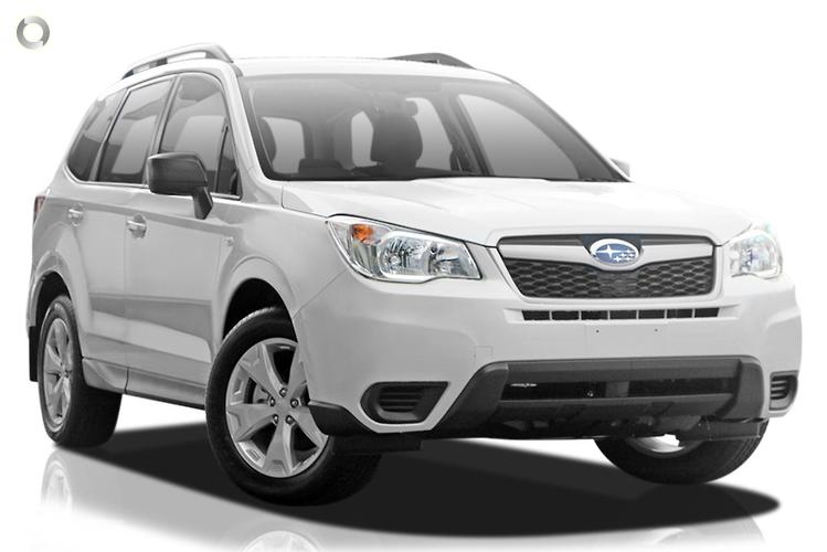 2014 Subaru Forester S4 2.0D MY14 All Wheel Drive