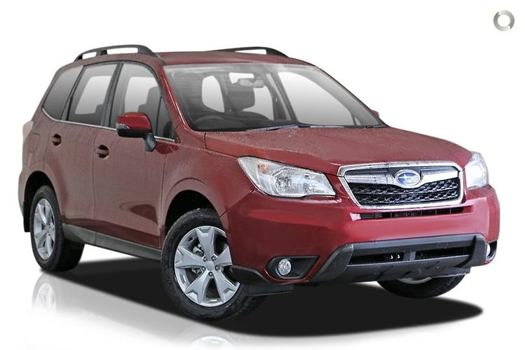 2014 Subaru Forester S4 2.5i-L MY14 Lineartronic All Wheel Drive