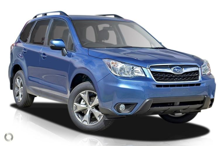 2014 Subaru Forester S4 2.5i Luxury MY14 Lineartronic All Wheel Drive