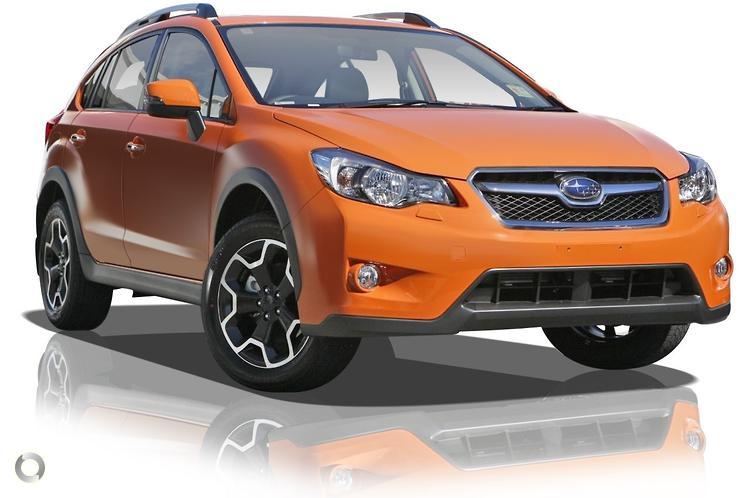 2013 Subaru XV G4X 2.0i-S MY13 Lineartronic All Wheel Drive