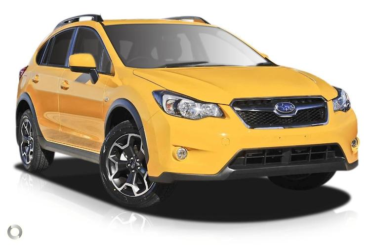 2015 Subaru XV G4X 2.0i Special Edition MY15 Lineartronic All Wheel Drive