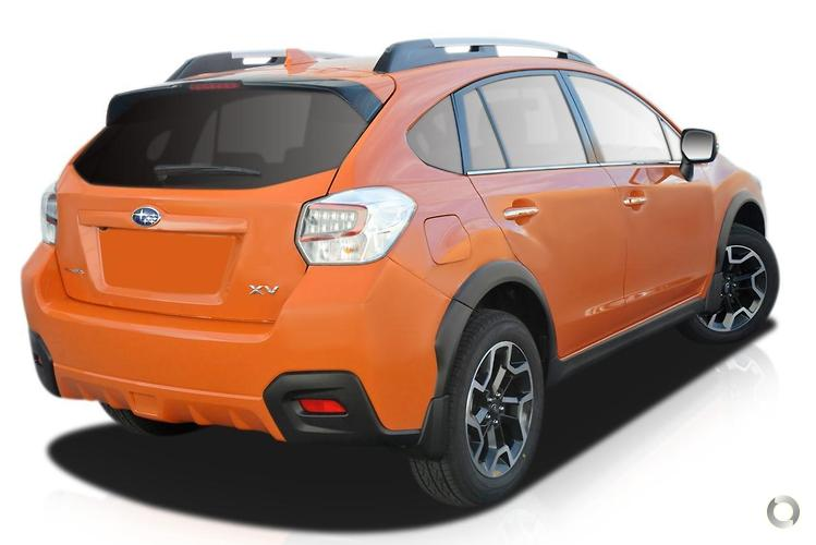 2015 Subaru XV 2.0i-S G4X Manual AWD MY16