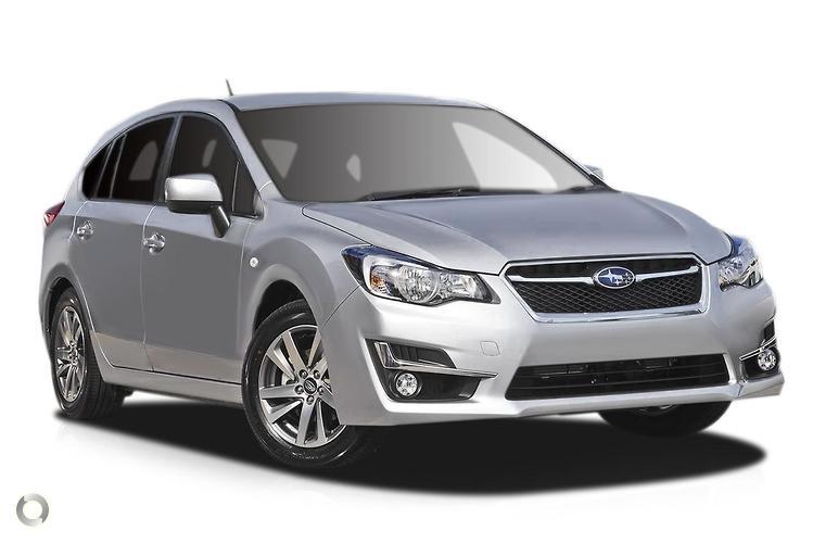 2016 Subaru Impreza G4 2.0i-L Special Edition MY16 Lineartronic All Wheel Drive