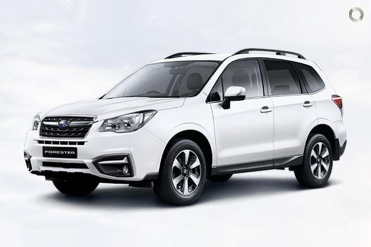 2017 Subaru Forester S4 2.0i-L MY17 All Wheel Drive