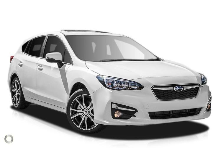 2016 Subaru Impreza G5 2.0i Premium MY17 Lineartronic CVT All Wheel Drive