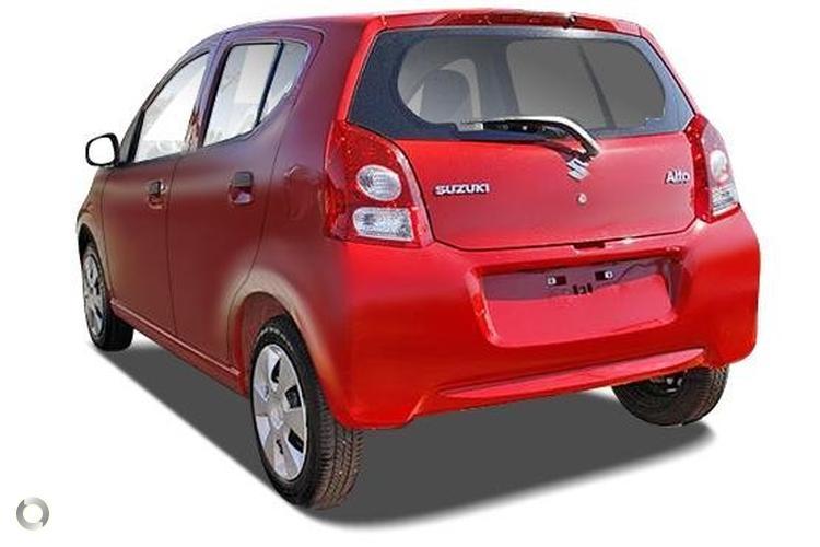 2010 Suzuki Alto GL Manual