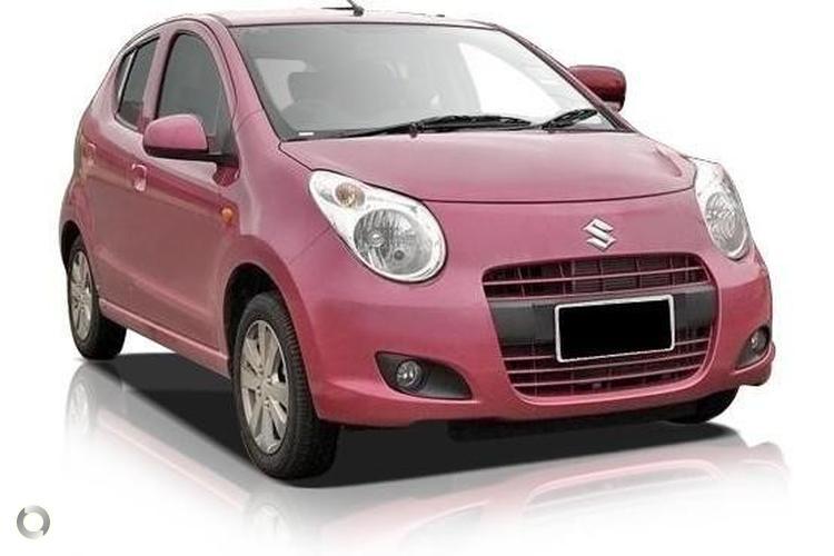 2010 Suzuki Alto GF GLX (Jul.)