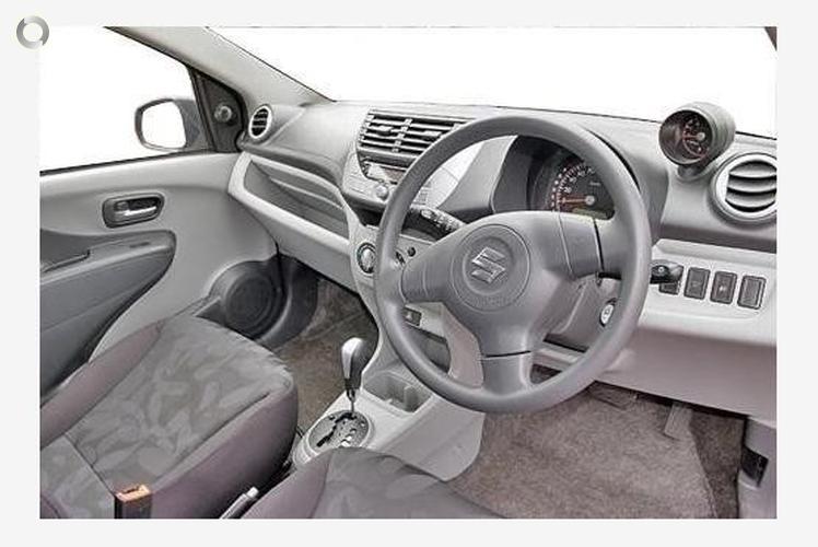 2010 Suzuki Alto GLX Manual