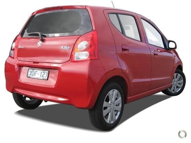 2010 Suzuki Alto GLX Manual