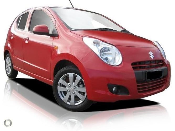 2009 Suzuki Alto GF GLX (Jul.)