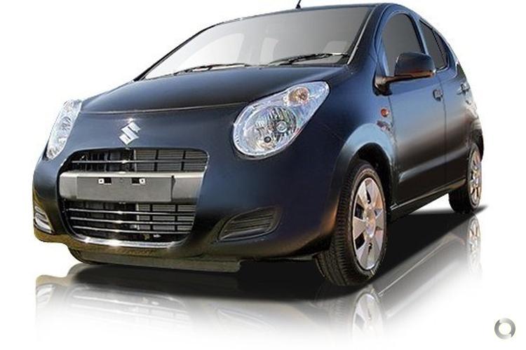 2009 Suzuki Alto GF GL (Jul.)