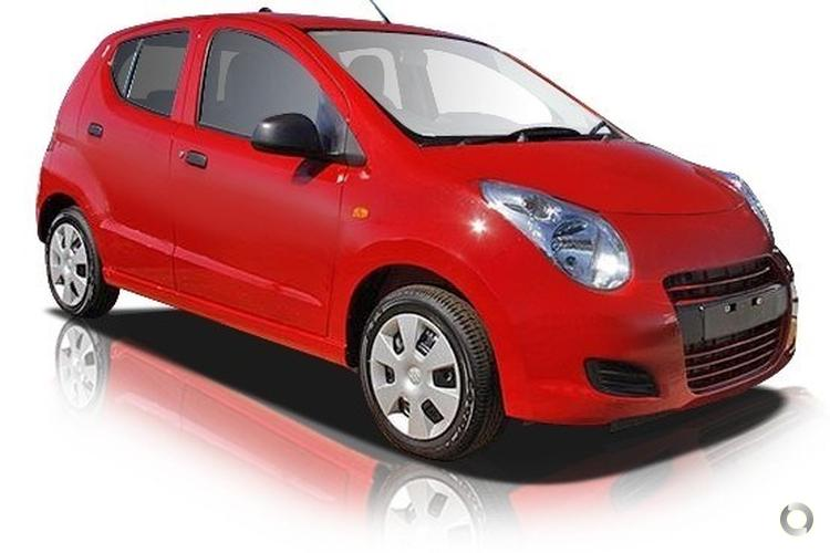 2009 Suzuki Alto GL Manual