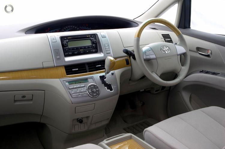 2008 Toyota Tarago GLX Auto MY08