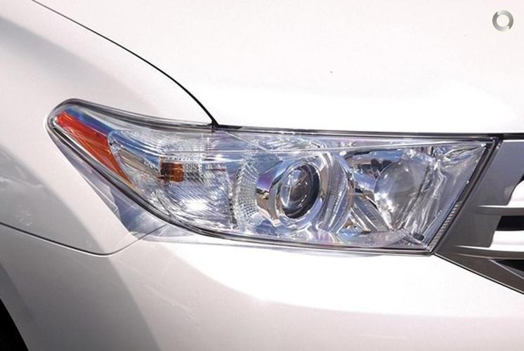 2013 Toyota Kluger KX-S Auto AWD