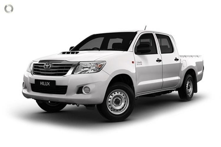 2013 Toyota Hilux KUN16R SR MY12