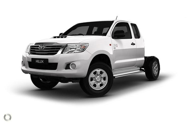 2014 Toyota Hilux KUN16R SR MY14