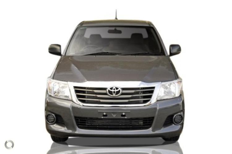 2015 Toyota Hilux GGN15R SR MY14
