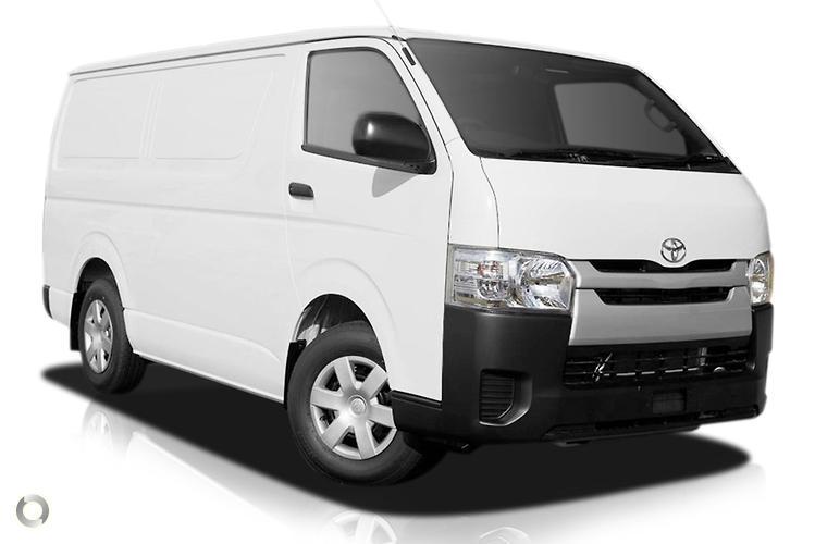 2014 Toyota Hiace TRH201R MY14
