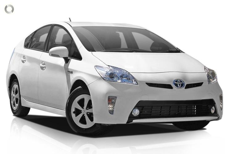 2015 Toyota Prius ZVW30R Constantly Variable Transmission (Mar. 2012)