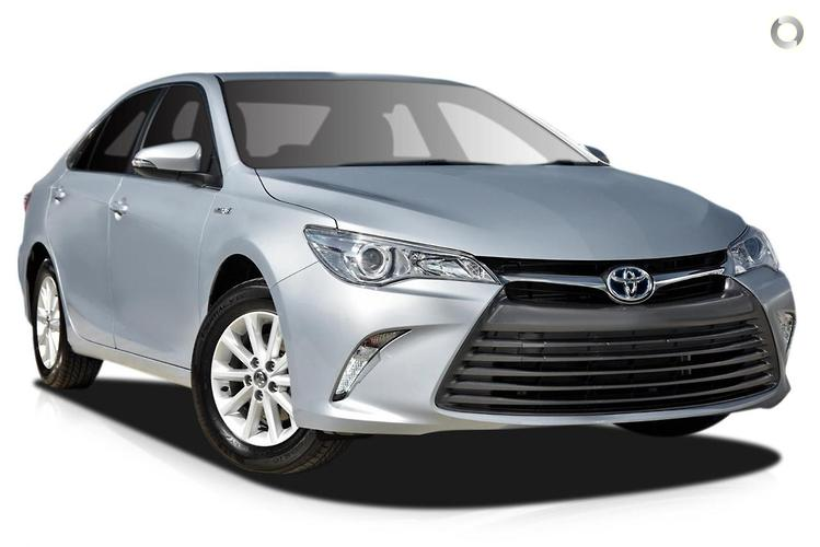2016 Toyota Camry AVV50R Altise Constantly Variable Transmission (Apr. 2015)