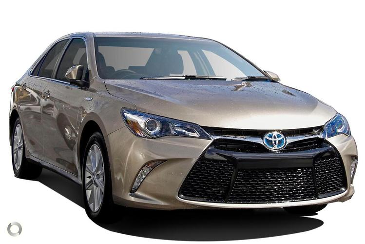 2015 Toyota Camry AVV50R Atara S Constantly Variable Transmission (Apr.)