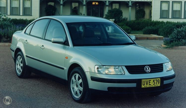 1998 Volkswagen Passat Auto