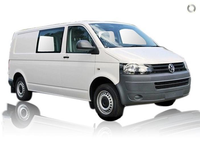 2014 Volkswagen Transporter T5 TDI400 MY14 4MOTION