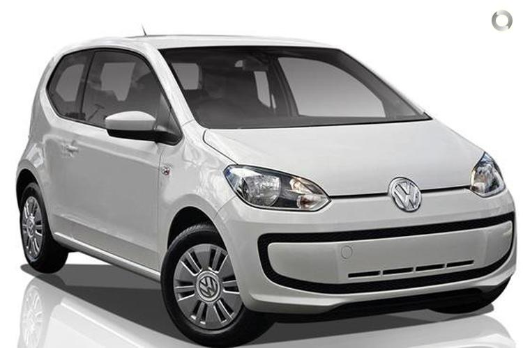 2012 Volkswagen up! Manual MY13