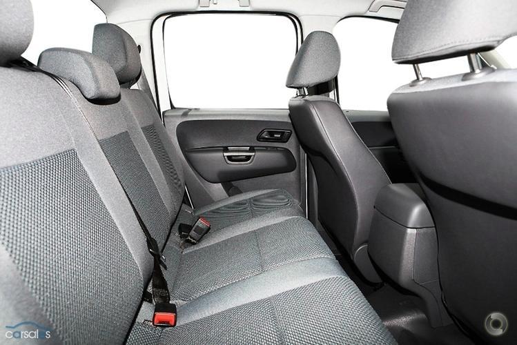 2012 Volkswagen Amarok TDI420 Trendline 2H Auto 4MOTION Perm MY13 Dual Cab
