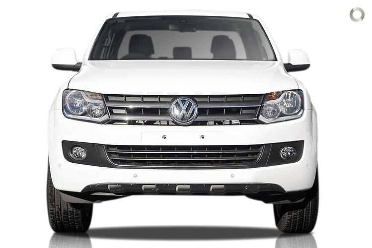2012 Volkswagen Amarok 2H TDI400 Highline MY12.5 4MOTION