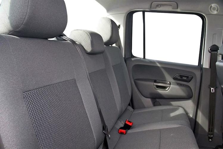 2013 Volkswagen Amarok TDI400 2H Manual 4MOT MY14 Dual Cab