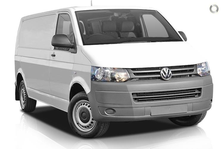 2012 Volkswagen Transporter T5 TDI340 MY13 Direct-Shift Gearbox