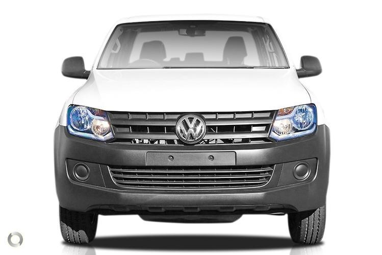 2013 Volkswagen Amarok 2H TDI420 MY13 4MOTION Permanent