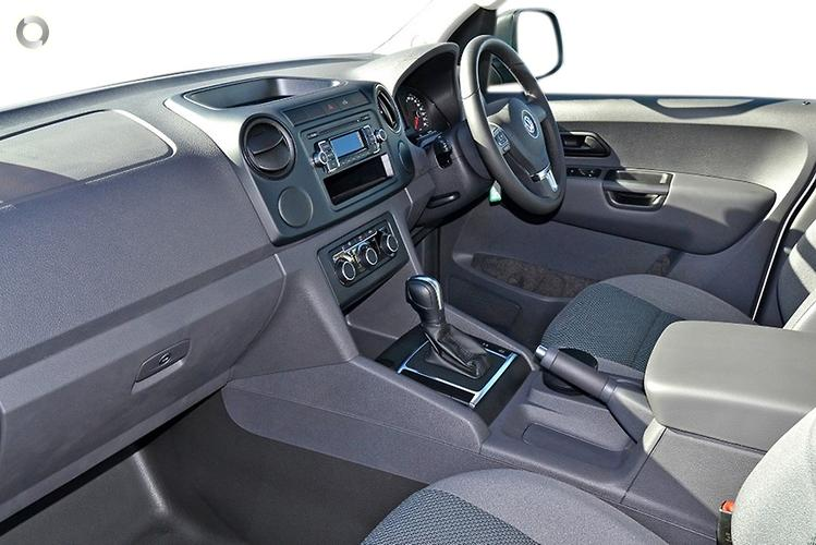 2013 Volkswagen Amarok TDI420 2H Auto 4MOTION Perm MY13 Dual Cab