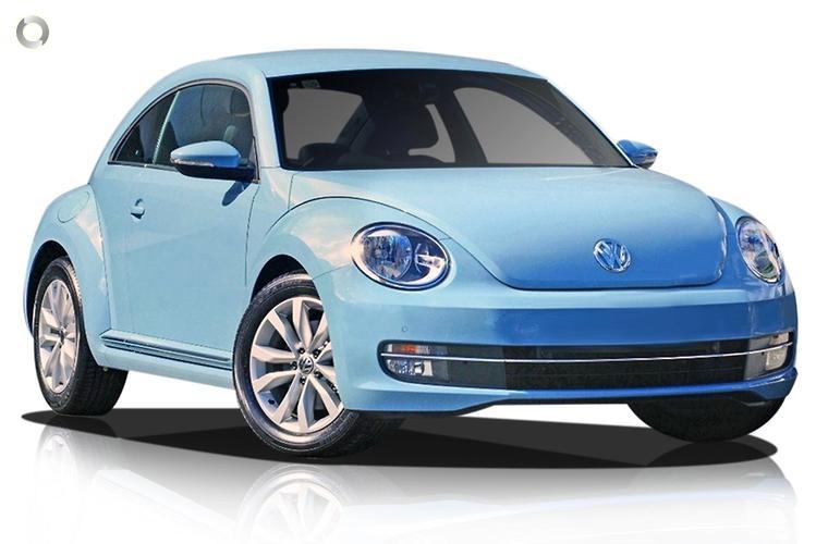 2014 Volkswagen Beetle 1L MY15 Direct-Shift Gearbox