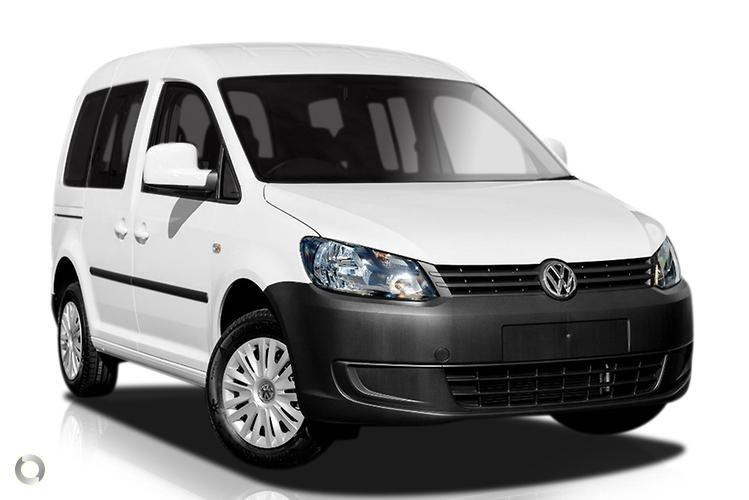 2015 Volkswagen Caddy 2K TDI250 Trendline MY15 Direct-Shift Gearbox