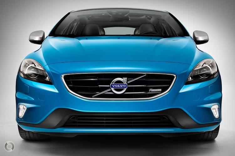2013 Volvo V40 (No Series) T5 R-Design MY13 Adaptive Geartronic