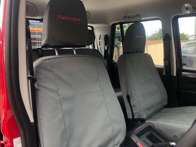 2018 Mahindra PIK-UP S6 Manual 4x4 Dual Cab