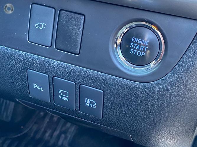 2017 Toyota Kluger Grande Auto 2WD