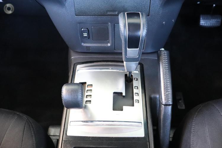 2016 Nissan X-TRAIL ST T32 Auto 2WD