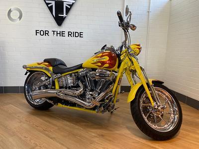 2009 Harley-Davidson CVO Softail Springer (FXSTSSE)