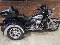 2019 Harley-Davidson Tri Glide Ultra 114 (FLHTCUTG) MY20