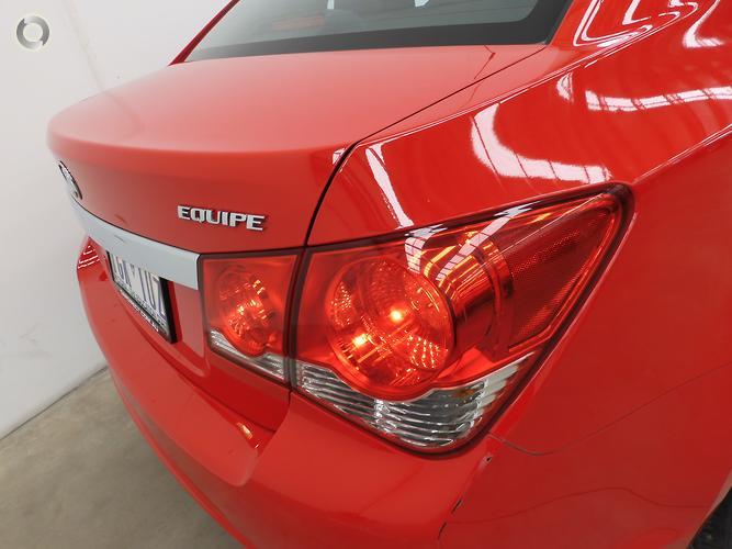 2016 Holden Cruze Equipe JH Series II Auto MY16